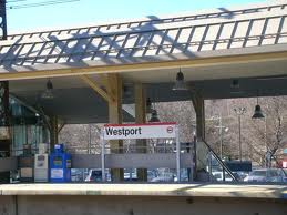 Westport is just slightly over an hour to Grand Central Station by train. Photo: Westportmoves.com